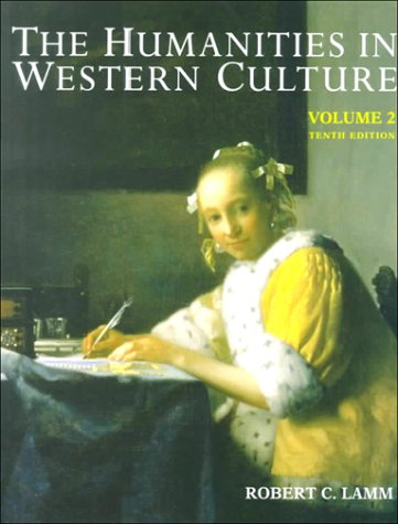 Humanities in Western Culture  10th 1995 (Revised) edition cover