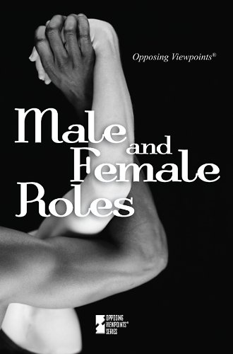 Male and Female Roles   2010 9780737745290 Front Cover