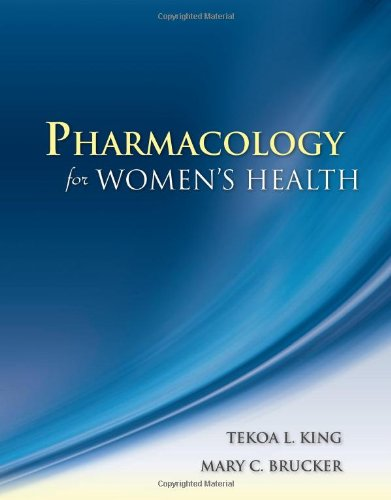 Pharmacology for Women's Health   2011 (Revised) edition cover