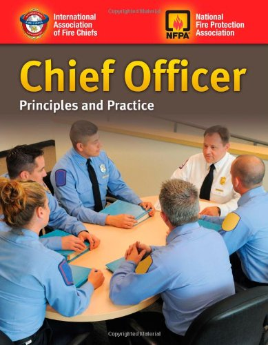 Chief Officer Principles and Practice  2012 (Revised) edition cover