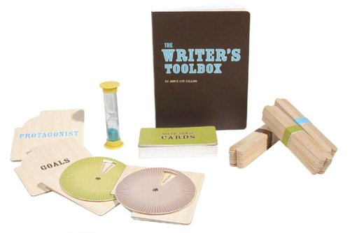 Writer's Toolbox Creative Games and Exercises for Inspiring the Write Side of Your Brain N/A edition cover