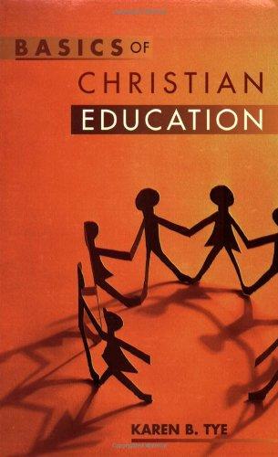 Basics of Christian Education  N/A edition cover