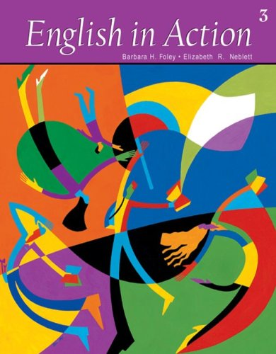 English in Action L3   2003 (Student Manual, Study Guide, etc.) edition cover