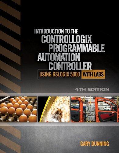 Introduction to the ControlLogix Programmable Automation Controller with Labs  2nd 2014 edition cover