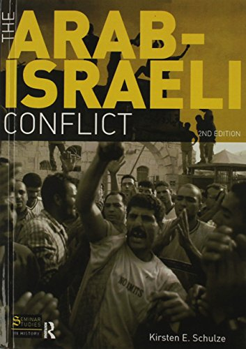 Arab-Israeli Conflict  2nd 2007 (Revised) 9781138835290 Front Cover
