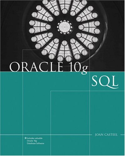 Oracle 10g SQL  2007 9781418836290 Front Cover