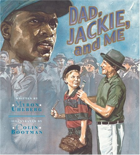 Dad, Jackie, and Me   2005 edition cover