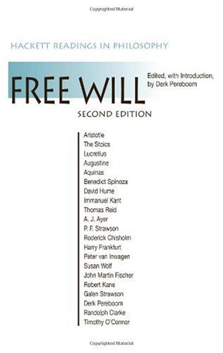 Free Will  2nd 2009 edition cover