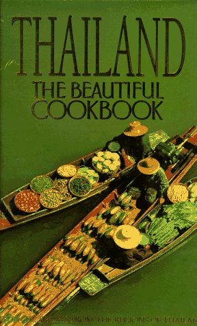 Thailand The Beautiful Cookbook N/A 9780002550291 Front Cover