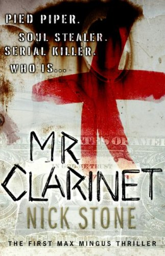 Mr. Clarinet  N/A 9780060897291 Front Cover