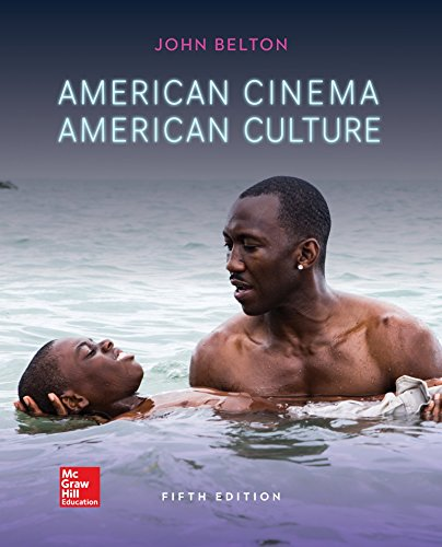 American Cinema/American Culture  5th 2018 9780073514291 Front Cover