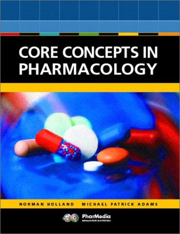 Core Concepts in Pharmacology   2003 edition cover