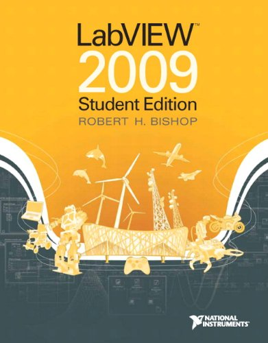LabView 2009   2010 (Student Manual, Study Guide, etc.) edition cover