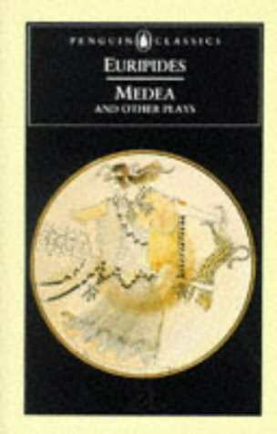 Medea and Other Plays   2001 edition cover