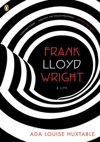 Frank Lloyd Wright A Life  2008 edition cover