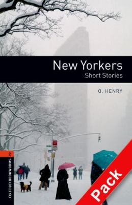 New Yorkers - Short Stories  2007 edition cover