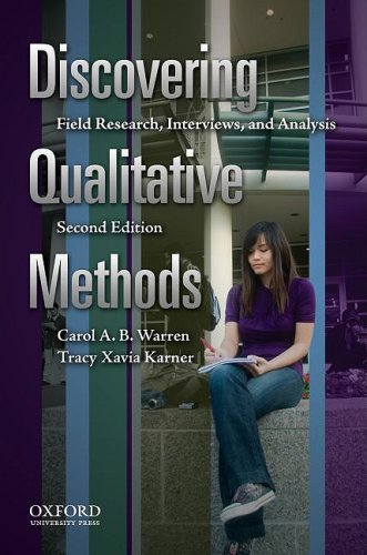 Discovering Qualitative Methods Field Research, Interviews, and Analysis 2nd 2009 edition cover