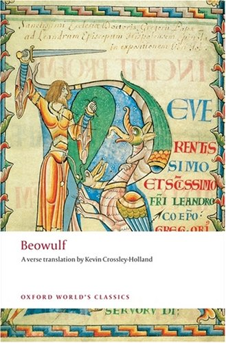 Beowulf   2008 9780199555291 Front Cover