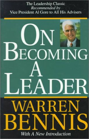 On Becoming a Leader  2nd (Revised) edition cover