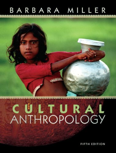 Cultural Anthropology  5th 2009 edition cover