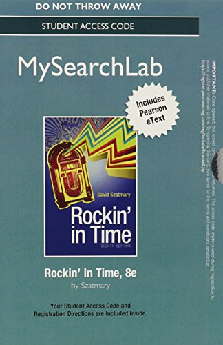 For Rockin in Time  8th 2014 edition cover