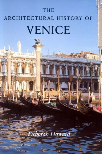 Architectural History of Venice   2002 9780300090291 Front Cover