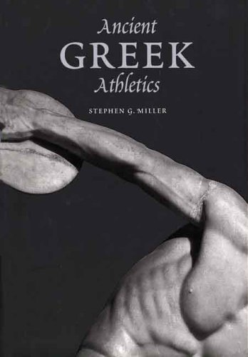 Ancient Greek Athletics   2006 edition cover