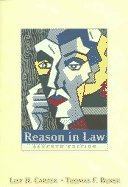 Reason in Law  7th 2005 (Revised) edition cover