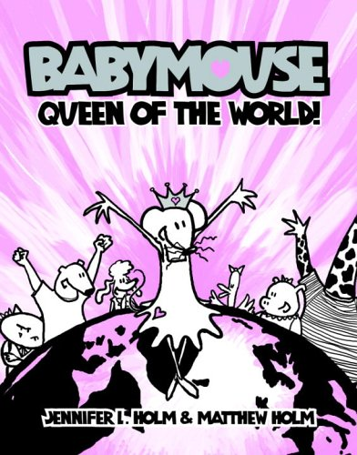Queen of the World!   2005 edition cover