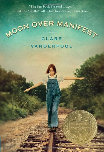 Moon over Manifest   2011 edition cover