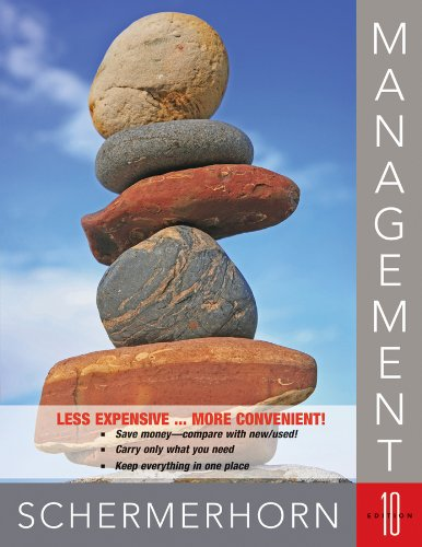 Management, Tenth Edition Binder Ready Version N/A edition cover