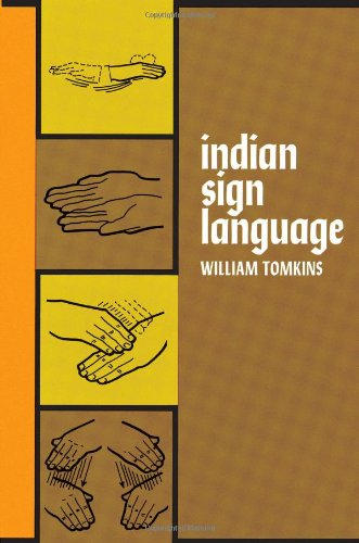 Universal Indian Sign Language of the Plains Indians of North America  5th 1969 (Reprint) edition cover