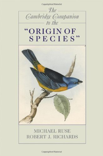 Cambridge Companion to the Origin of Species   2008 9780521691291 Front Cover