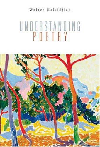 Understanding Poetry   2005 edition cover