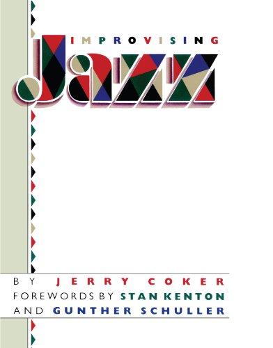 Improvising Jazz   1986 edition cover