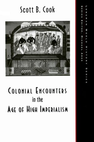 Colonial Encounters in the Age of High Imperialism   1996 edition cover