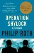 Operation Shylock A Confession N/A edition cover