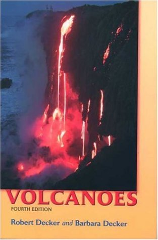 Volcanoes  4th 2006 (Revised) edition cover