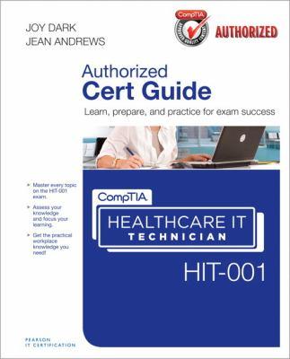 CompTIA Healthcare IT Technician HIT-001   2012 edition cover