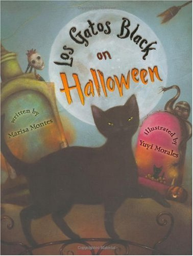 Gatos Black on Halloween   2006 (Revised) edition cover