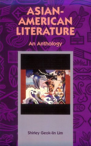 Asian-American Literature : An Anthology  2000 edition cover