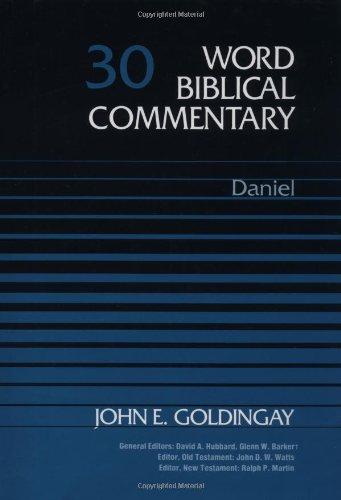 Daniel   1989 edition cover