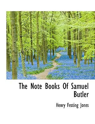 Note Books of Samuel Butler  N/A 9781113848291 Front Cover