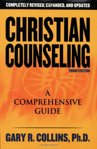 Christian Counseling A Comprehensive Guide 3rd 2007 edition cover