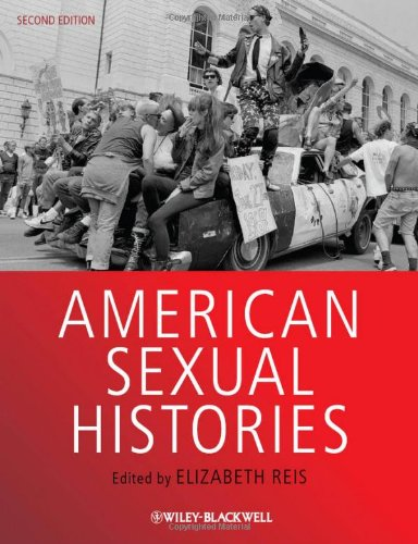 American Sexual Histories  2nd 2012 edition cover