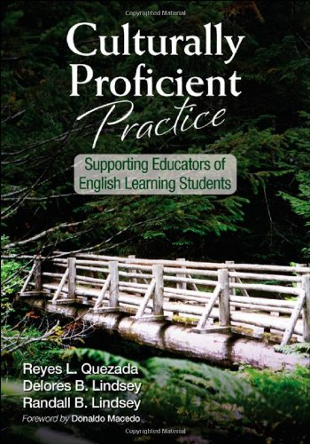 Culturally Proficient Practice Supporting Educators of English Learning Students  2012 edition cover