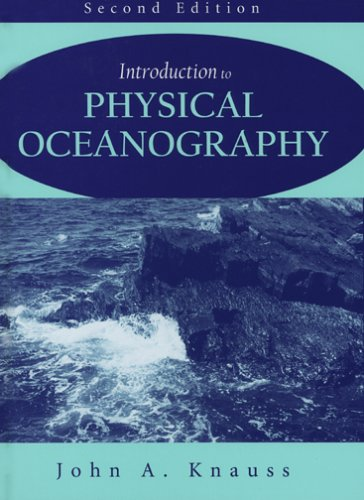 Introduction to Physical Oceanography  2nd 1997 edition cover