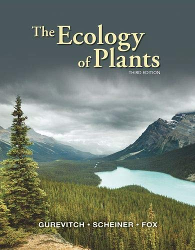 Cover art for The Ecology of Plants, 3rd Edition