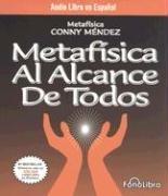 Metafisica Al Alcance De Todos/ Methaphysics for Everyone:  2006 edition cover