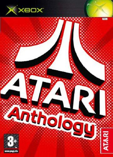 Atari Anthology Xbox artwork